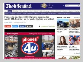Stoke Sentinel - Phones 4 U