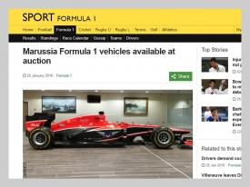 John Pye - BBC Formula 1