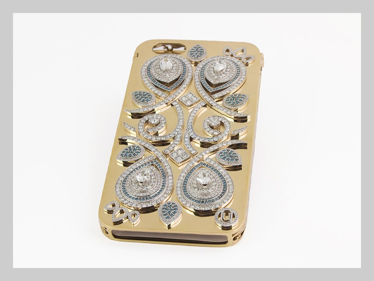 John Pye - Tesori iphone case