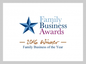 John Pye - Family Business Awards - Family Business of the Year 2016