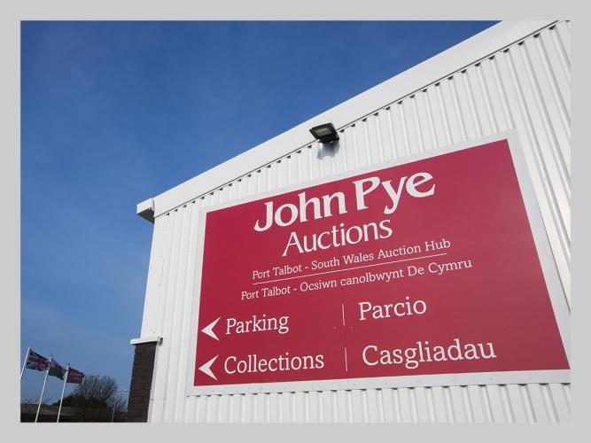 John Pye Auctions - Auction City News
