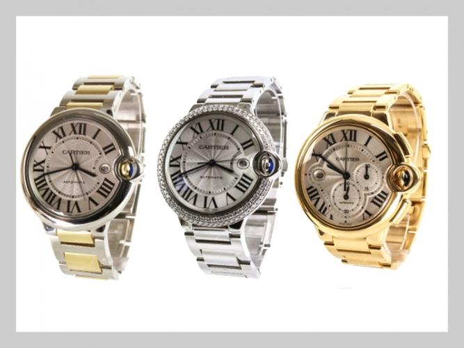 John Pye - Cartier Watches