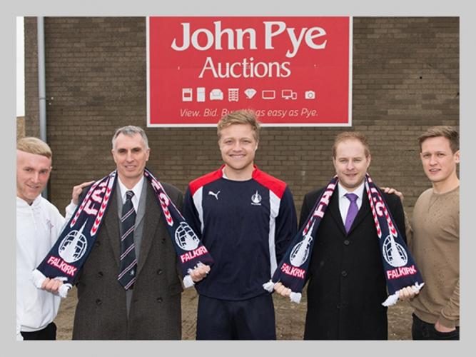 Proud Sponsors of Falkirk TV