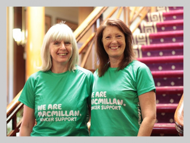 John Pye Auctions - News Article - Helen and Jo Take on The Peak District Mighty Hike for Macmillan Cancer Trust