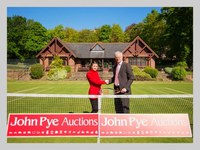 John Pye - The Park Tennis Championship
