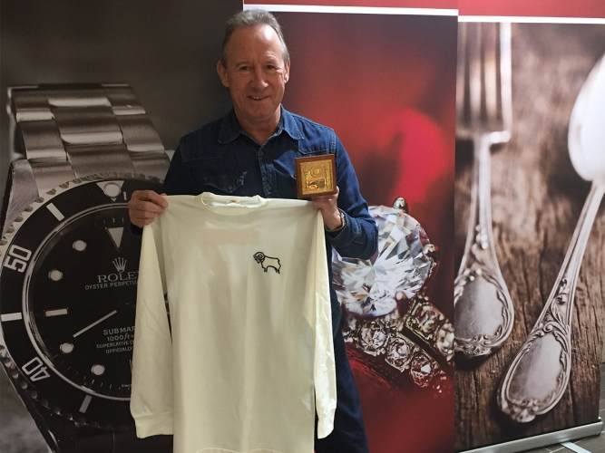 Football Legend John McGovern Auction Items From Private Collection - John Pye Auctions