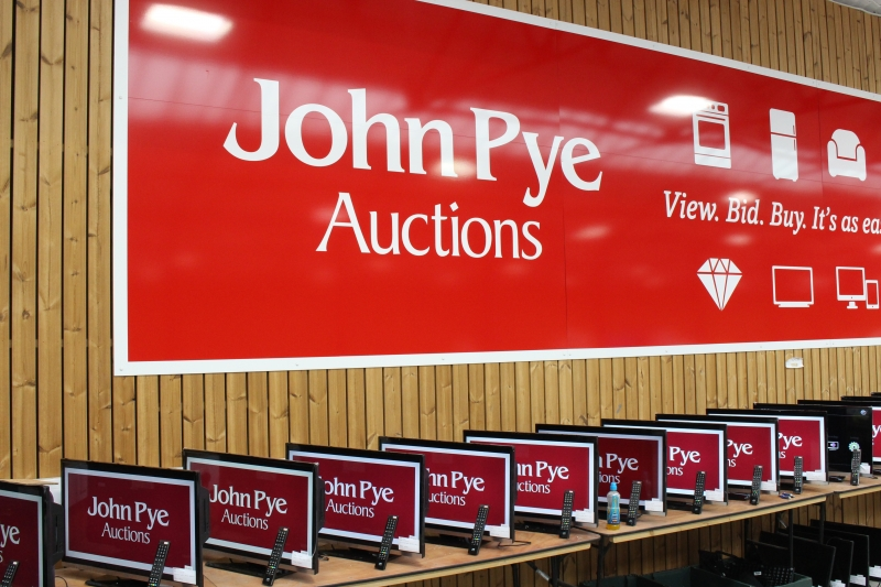 John Pye Auctions Televisions