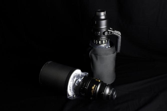 Nikon 500mm Lens General Shot