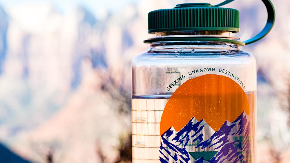 Water for travel essentials - John Pye
