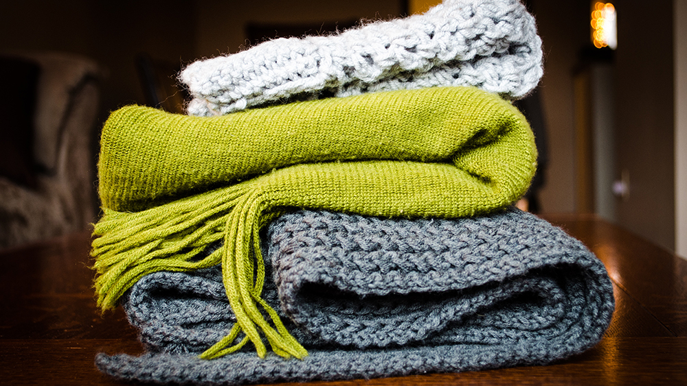 Blankets for Travel Essentials - John Pye