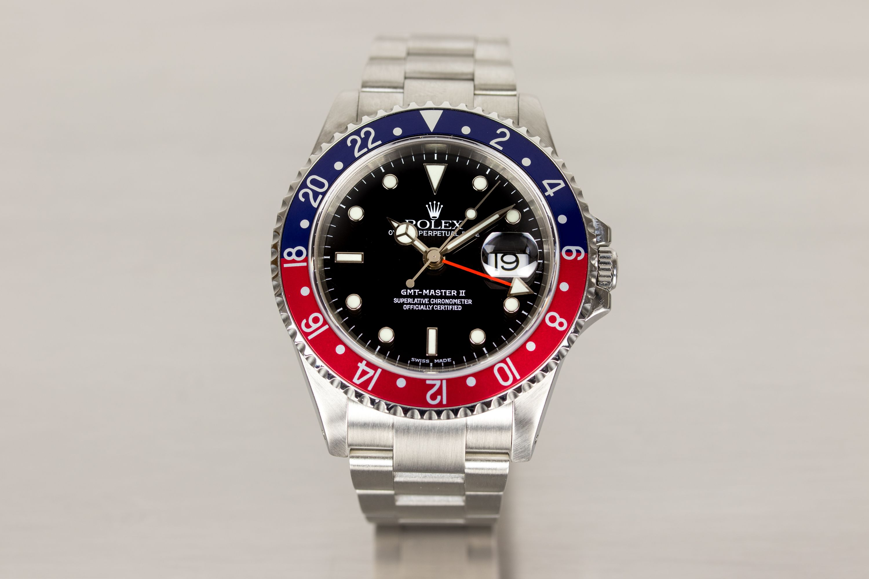 GMT Master II Rolex Investment