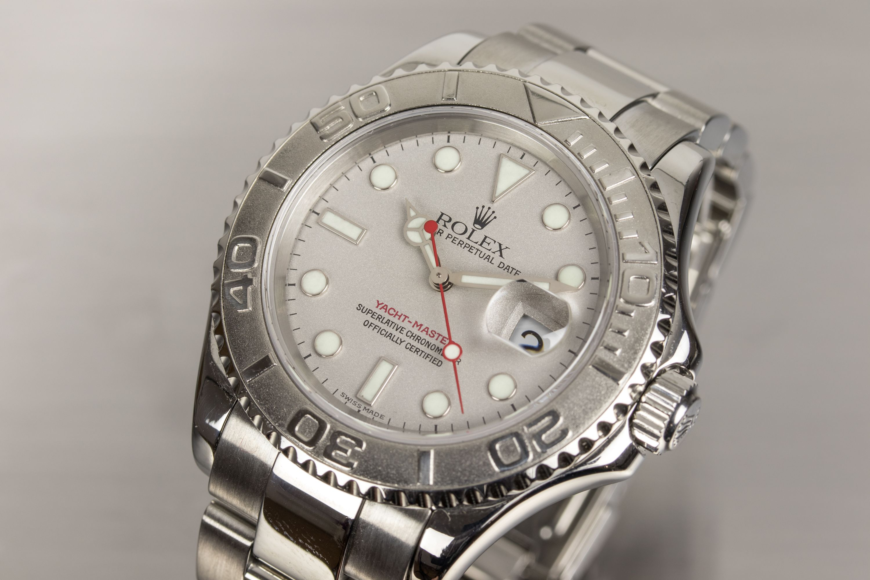 Rolex Yatch-Master Luxury Investment