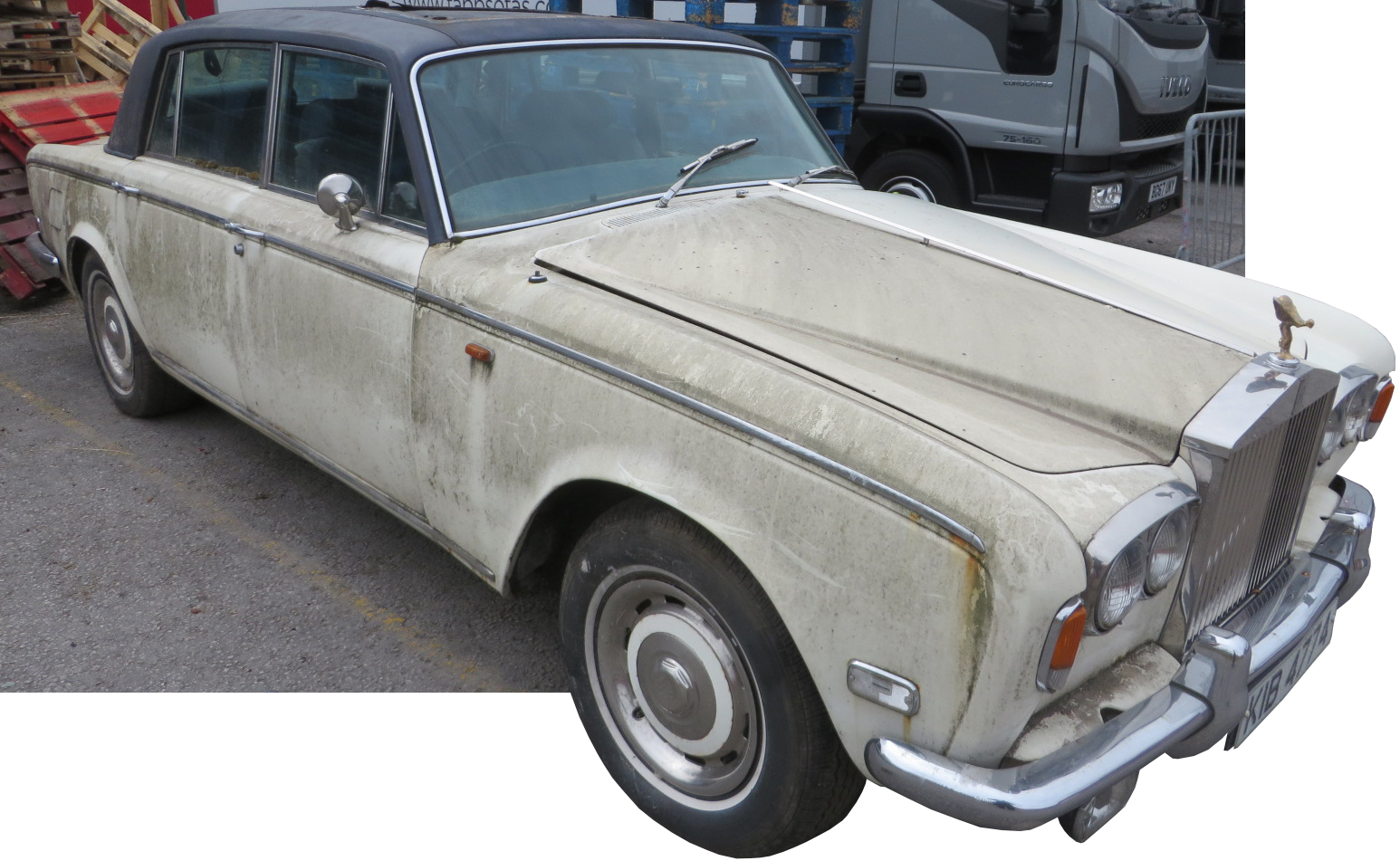 1975 Rolls Royce Silver Shadow - Main Image