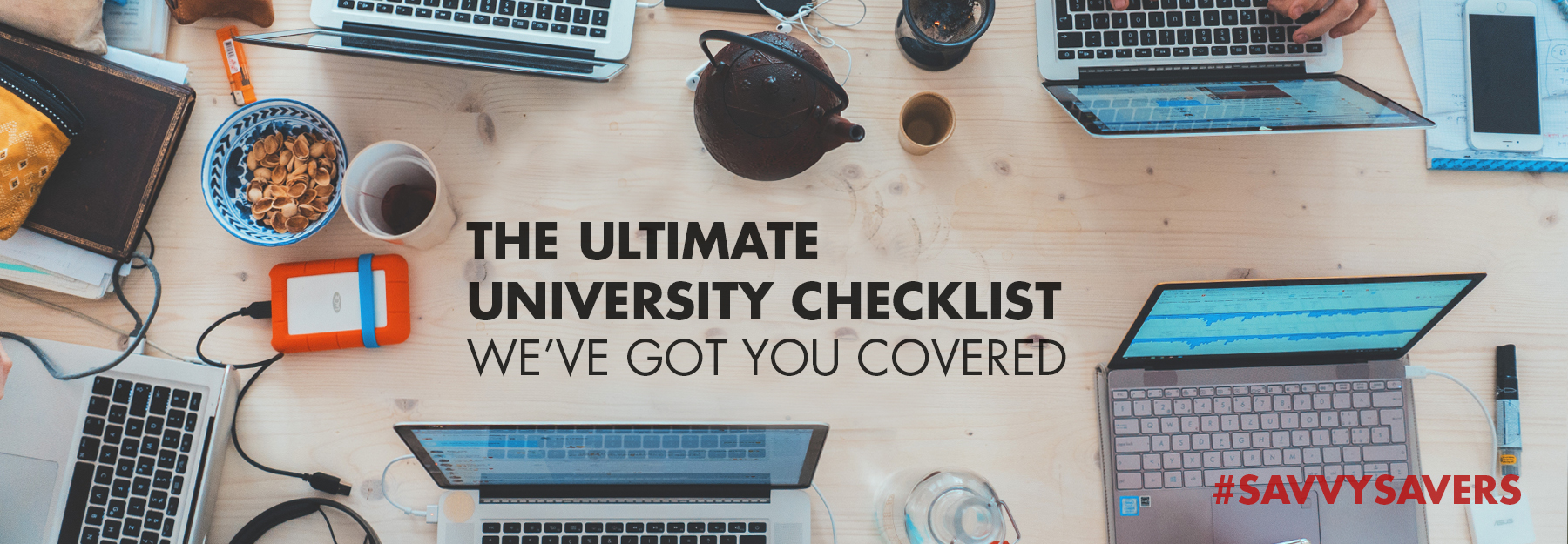 The Ultimate University Checklist