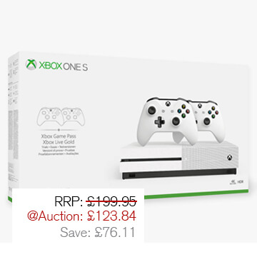 Auction Highlight 6 - Xbox One S