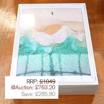 Auction Highlight 9 - iPad Pro