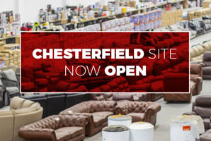 John Pye Chesterfield Now Opens
