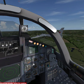 Flight Simulator F3